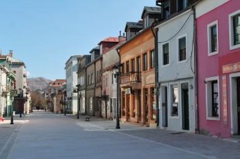 Voyage sur-mesure, Cetinje