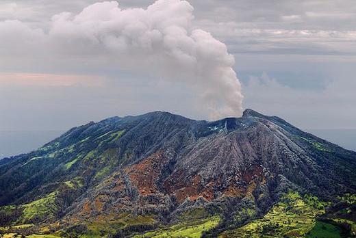 Voyage sur-mesure, Turrialba (Parc National et volcan)