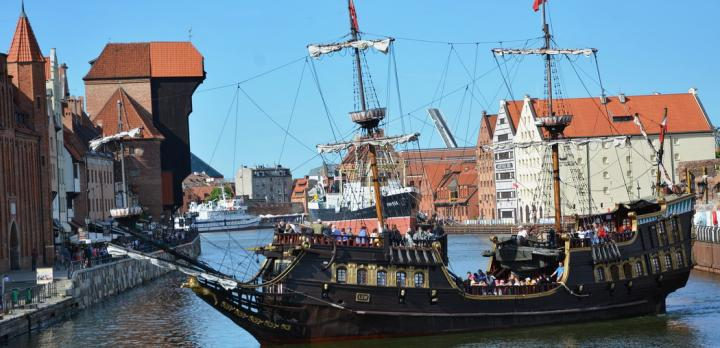 Voyage sur-mesure, Gdansk