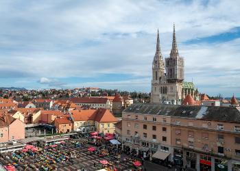 Voyage sur-mesure, Zagreb