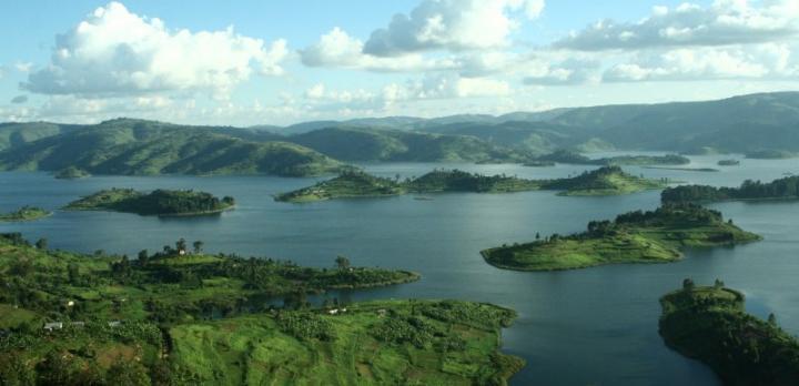 Voyage sur-mesure, Lac Bunyoni
