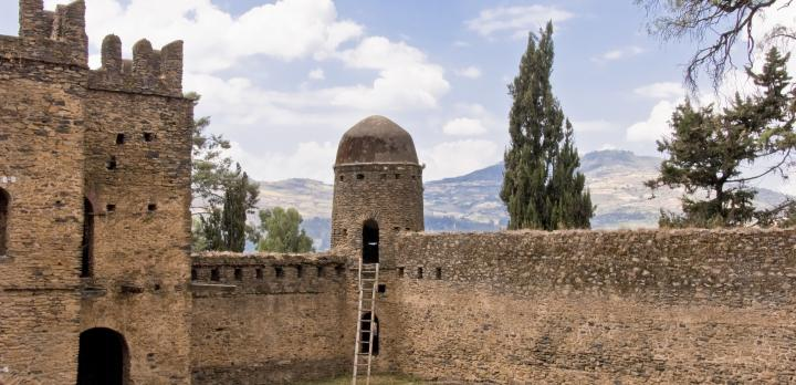 Voyage sur-mesure, Gondar