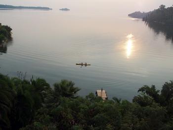 Voyage sur-mesure, Lac Kivu