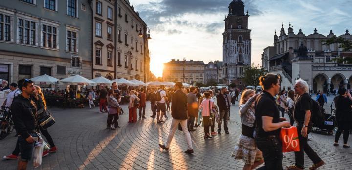 Voyage sur-mesure, Cracovie